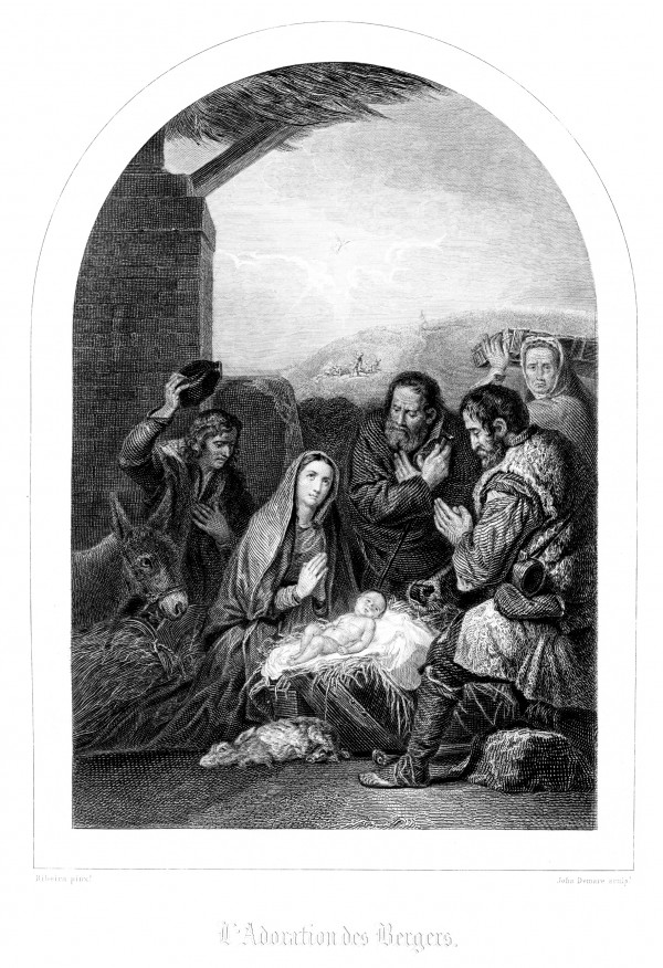 Day6 Adoration of the shepherds